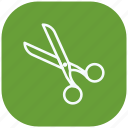 configuration, construction, cut, repair, scissors, settings, tools icon