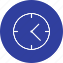 alarm, clock, time piece icon