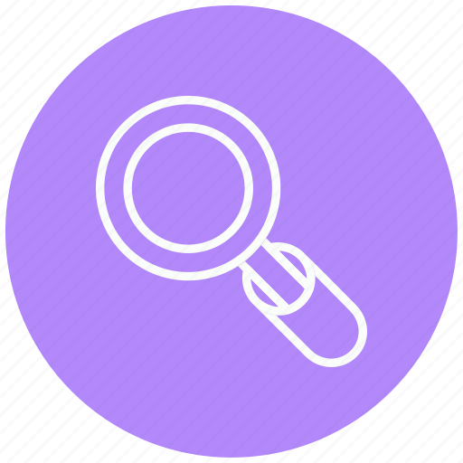 cocktail, explore, glass, magnifier, magnifying, magnifying glass, view icon