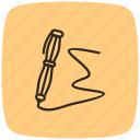 art, draw, drawing, edit, pen, write, writing icon