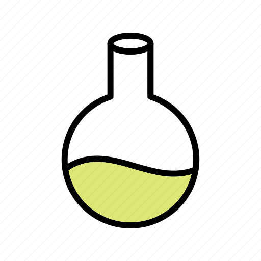 chemical, chemistry, equipment, flask icon