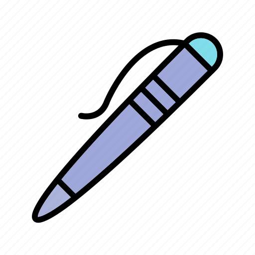 education, pen, writing icon
