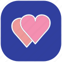 health, healthcare, healthy, heart, like, love, medicine icon
