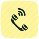 call, communication, phone, phone call, service, smartphone, telephone icon