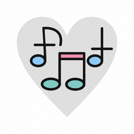 media, multimedia, music, musical, note, song, volume icon