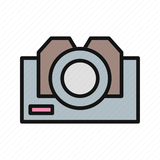 camera, device, digital, media, photo, photo camera, photos icon