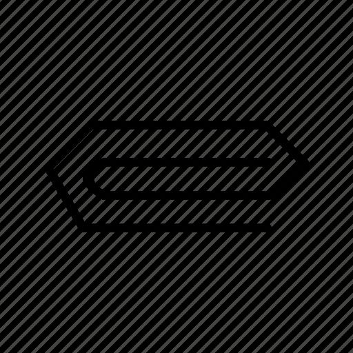 attachment, pin, tag icon