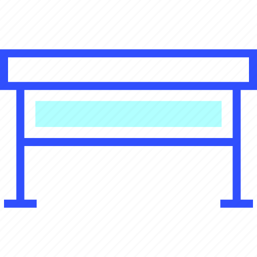 desk, education, learn, school, student icon