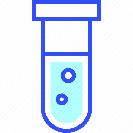 education, learn, school, student, test, tube icon