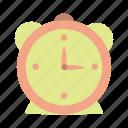 alarm, clock, education, reminder, three, time, timer