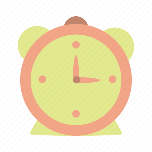 alarm, clock, education, reminder, three, time, timer icon