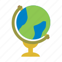 atlas, earth, education, globe, island, world