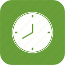 alarm, clock, schedule, time piece icon