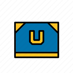 college, education, faculty, file, folder, university icon