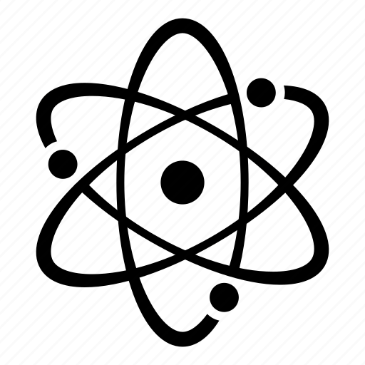 atom, atomic, chemistry, molecule, nuclear, science icon