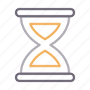 countdown, hourglass, sand, stopwatch, timer icon