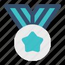 medal, awards, education, science