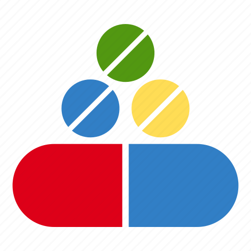 Capsule, drugs, pill, pills, medicine, pharmacy, physics icon - Download on Iconfinder