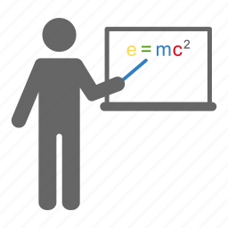 einstein formula, mathematics, maths, physical formula, science, teacher, teaching icon