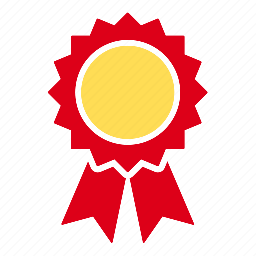 achievement, award, first place, prize badge, trophy, winner icon