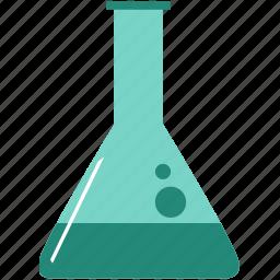 chemical, colage, education, lab, sains, school, tube icon