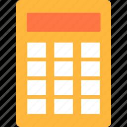 calculator, colage, education, math, school icon
