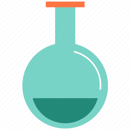 colage, education, lab, sains, school, tube icon