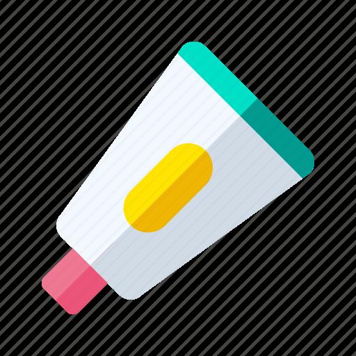 drawing, education, glue, school, stationary, tool, writing icon