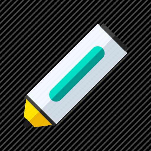 art, draw, drawing, marker, write, writing icon
