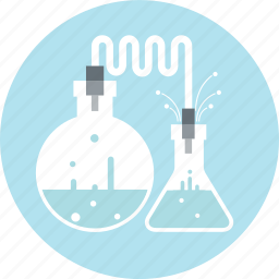 discovery, education, expreiment, glass, science, test, tube icon
