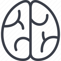 brain, education, learning, student, study icon
