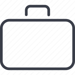 book, education, learning, school, suitcase icon