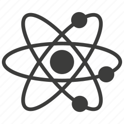 atom, atomic, chemistry, experiment, molecule, research, science icon