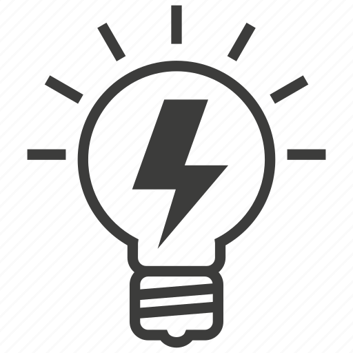 bulb, business, idea, ideas, lamp, light, smart icon