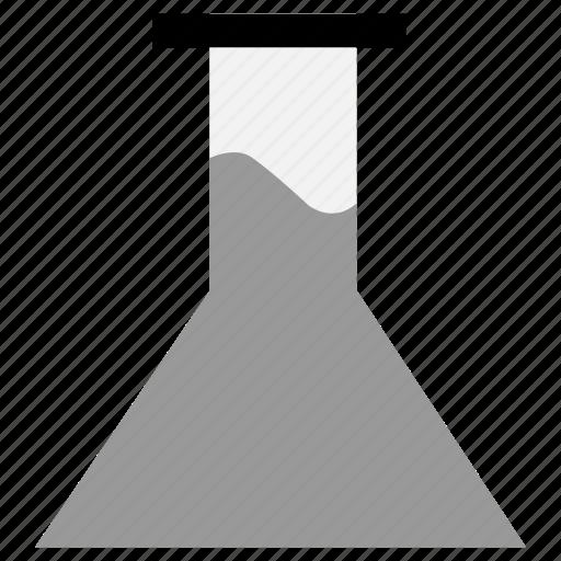 beaker, class, lab, science icon