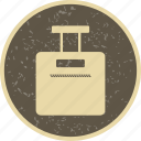 bag, briefcase, luggage, school bag icon
