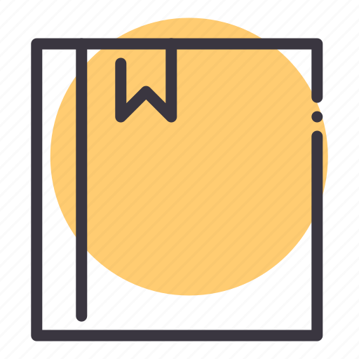 book, guide, knowledge, library, manual, read, study icon