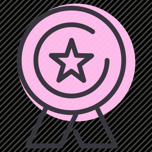 achievement, champion, honor, medal, prize, ribbon, winner icon