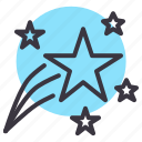 achievement, champion, merit, prize, star, stars icon