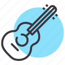 concert, guitar, instrument, music, musical, play icon