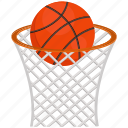 basket ball, sports icon