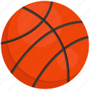 ball, basketball, game, sports icon