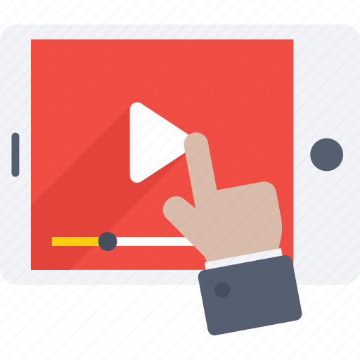 course, education, learning, media, online, tutorial, video icon icon