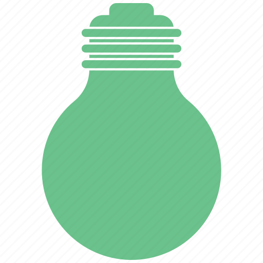 bulb, electricity, idea, light, lightbulb icon