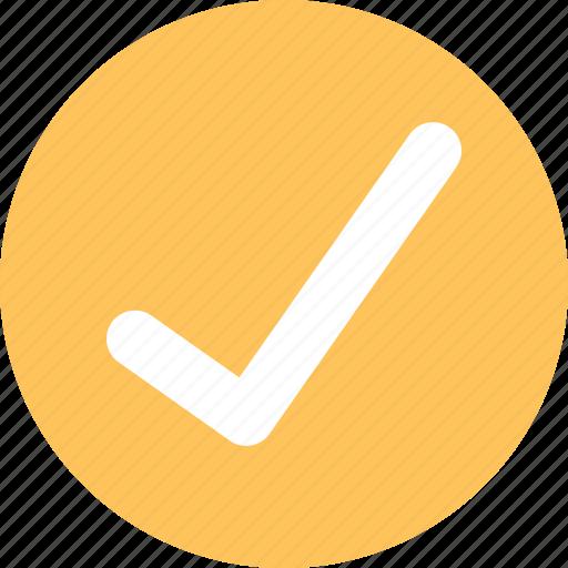 accept, check, confirmation, tick icon