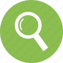 business, magnifier, search, seo icon