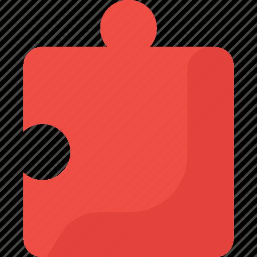 addon, education, plugin, program, puzzle icon icon
