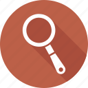 magnifying glass, search icon