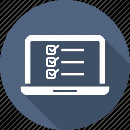 bar, click, computer, device, laptop, laptop computer icon