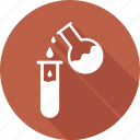 chemistry, lab icon